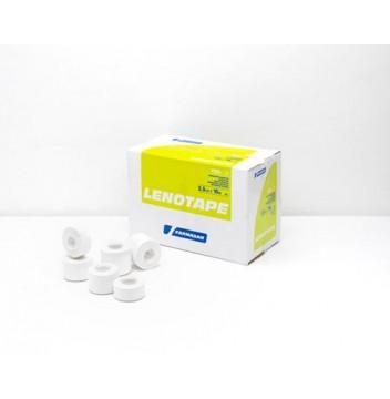 Caja 48 rollos LENOTAPE 2,5cm x 10m
