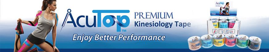 acutop kinesiology tape premium